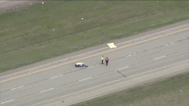 Motorcyclist killed after crashing into deer on Highway 2A