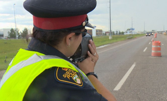 Speeding overtakes Saskatchewan traffic spotlight in August