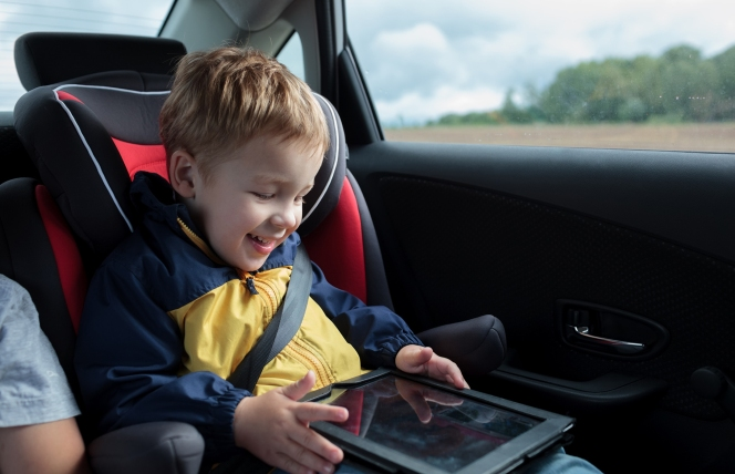 You've probably installed your child seat wrong. Here's help